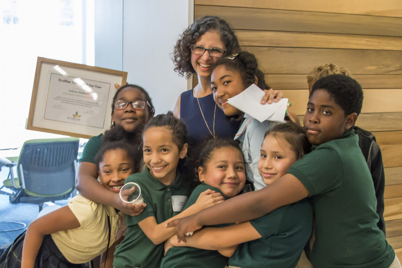 EcoRise Announces Partner of the Year, Teacher of the Year, and Legacy Awards