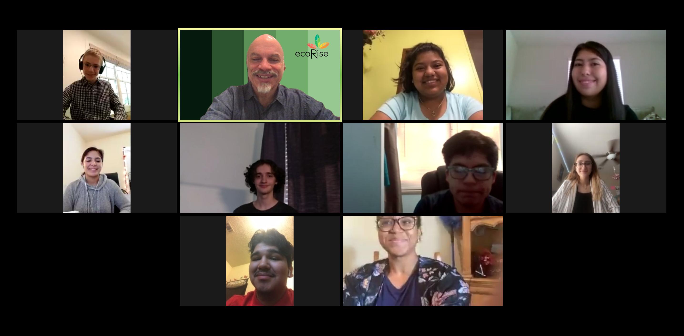 Meet the Summer Green Building Interns & Mentors