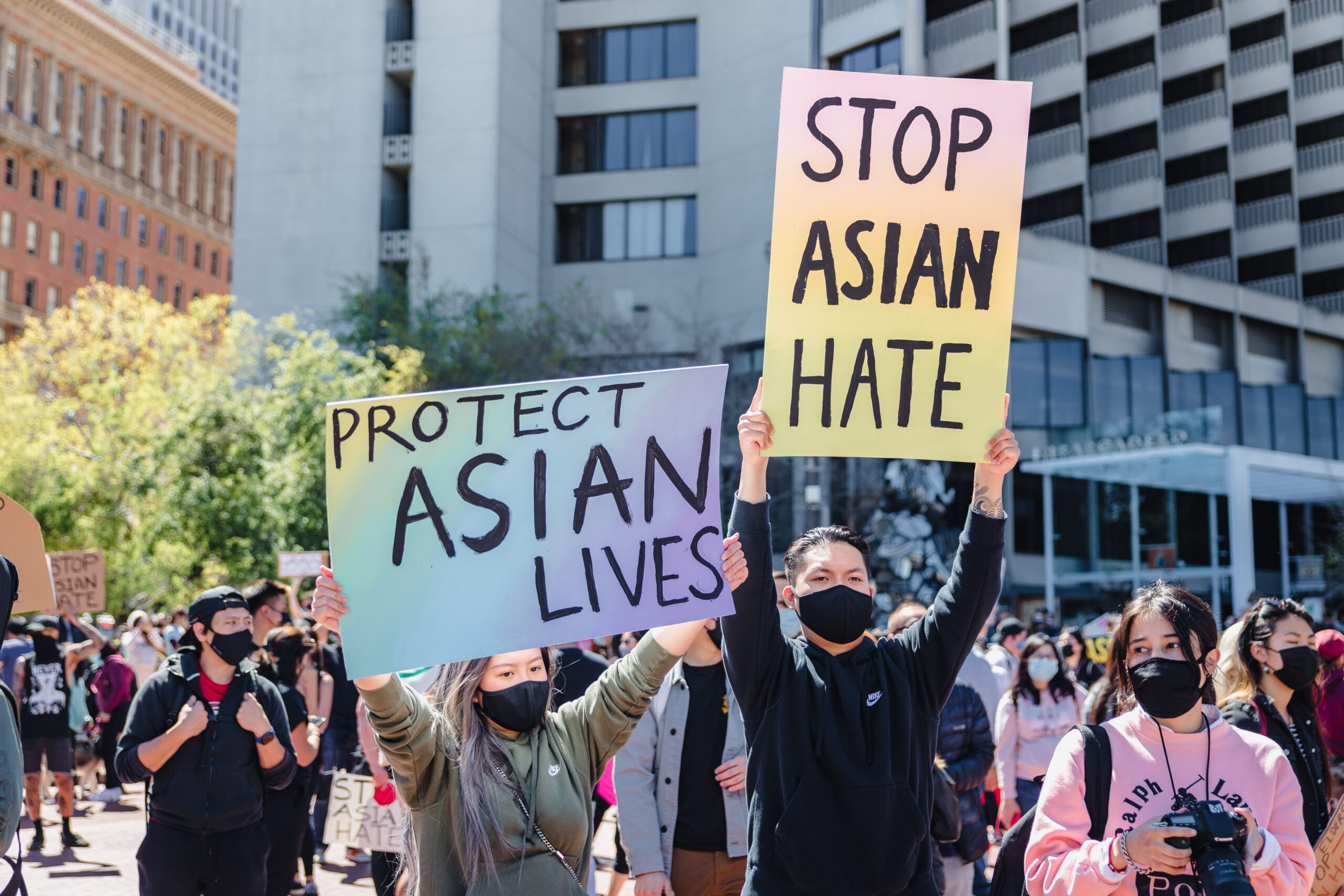 Standing in Solidarity with the AAPI Community
