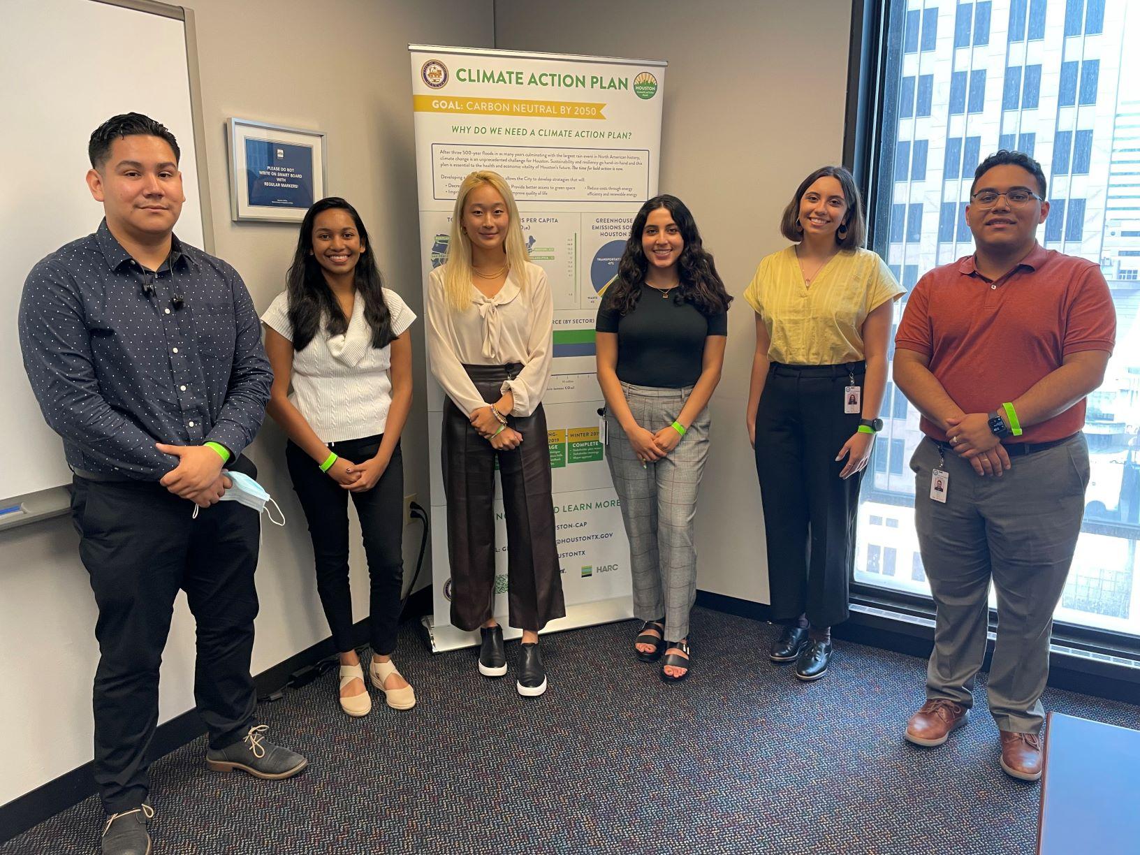 Meet the Houston Youth Climate Ambassadors